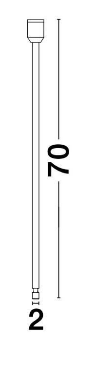 Nova Luce NL-9980751 Decorative Zed függesztõ elem
