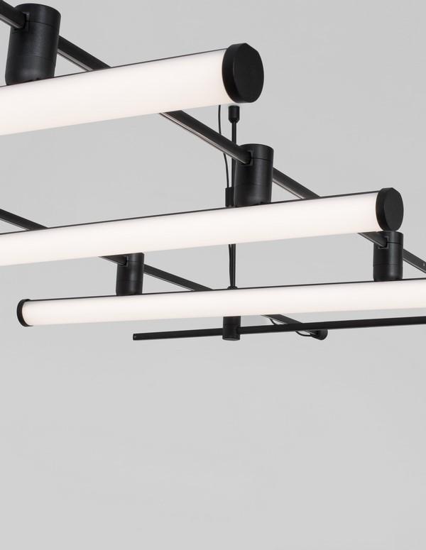 Nova Luce NL-9190619 Decorative Zeon LED sínrendszeres lámpa