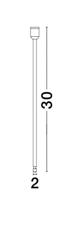 Nova Luce NL-9180568 Decorative Zed függesztõ elem