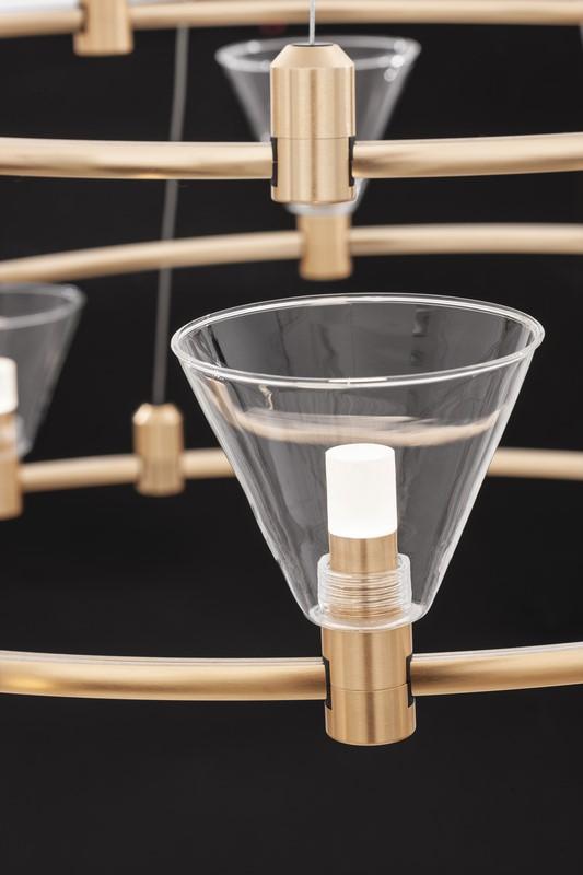Nova Luce NL-9090290 Decorative Cocktail sínrendszeres lámpafej