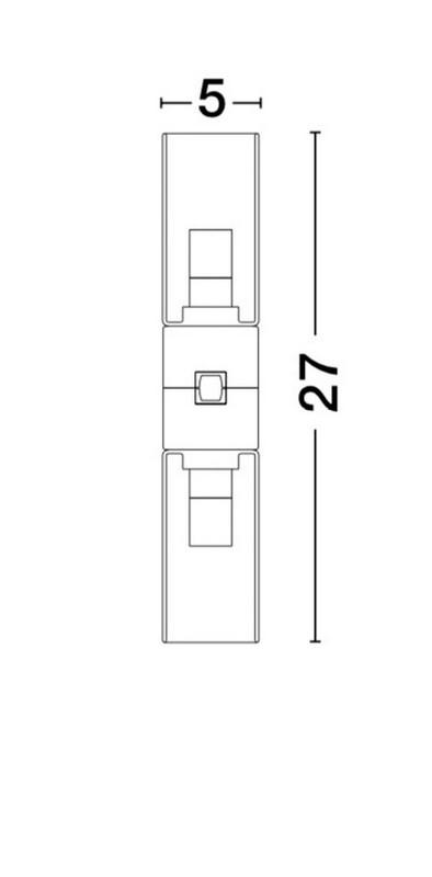 Nova Luce NL-9090288 Decorative Gru sínrendszeres lámpafej