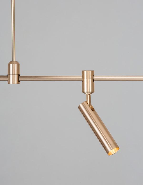 Nova Luce NL-9090282 Decorative Tag sínrendszeres lámpafej