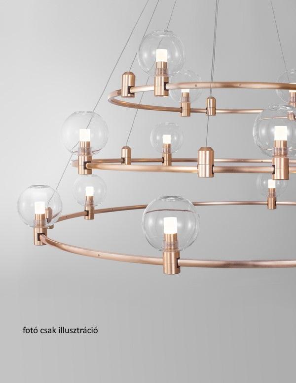 Nova Luce NL-9028803 Decorative Dion függesztett sínrendszer