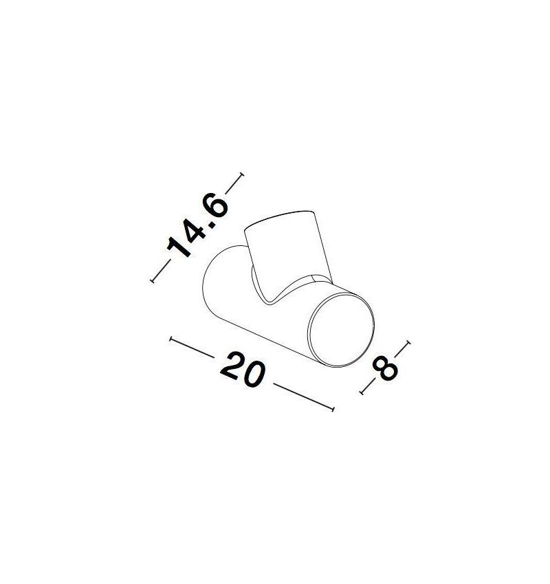 Nova Luce NL-9291701 Ramo kültéri homlokzatvilágítás