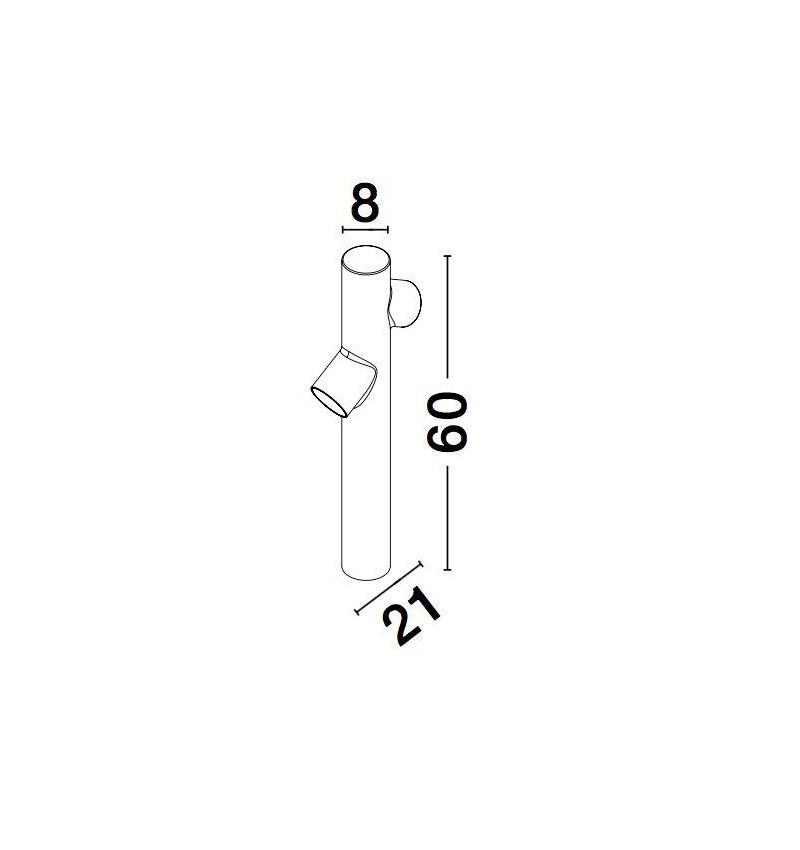Nova Luce NL-9291703 Ramo kültéri állólámpa