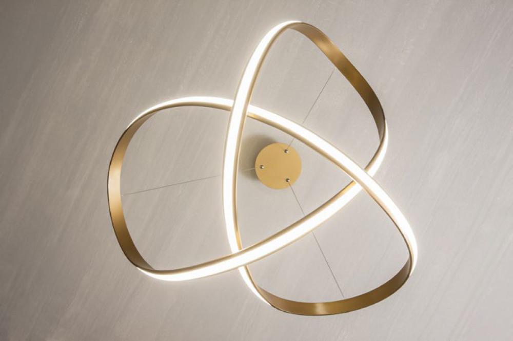 Redo 01-1785 NUCLEO LED lámpa függeszték