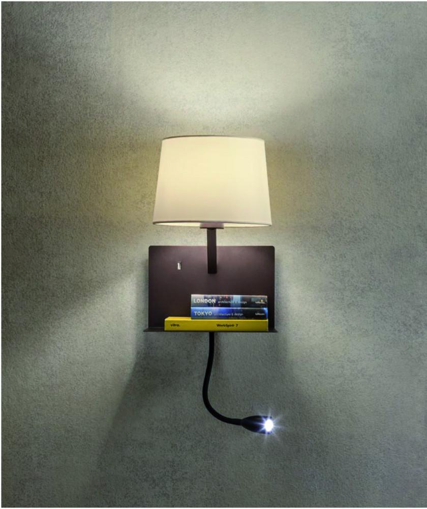 Redo 01-1808 TOMO LED karos fali lámpa