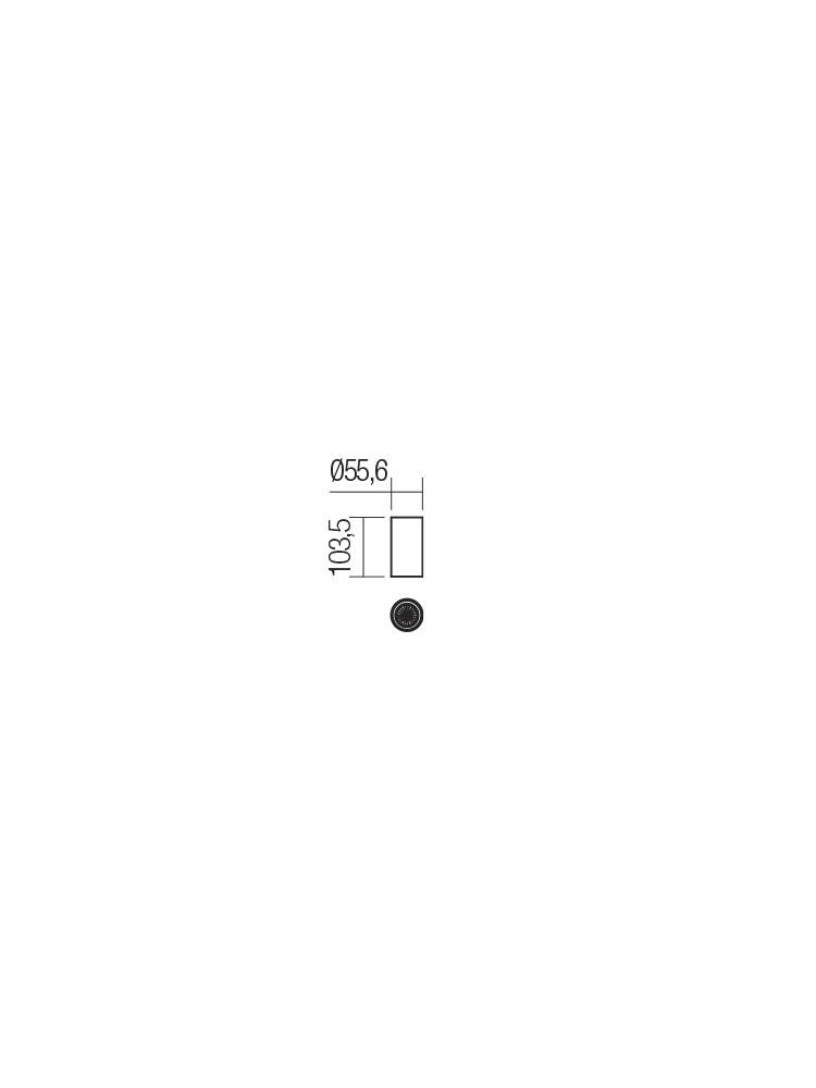 Smarter 01-2146 AXIS mennyezeti lámpa