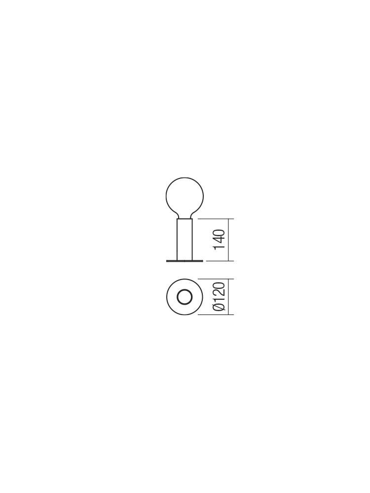 Smarter 01-2131 RIVET Asztali lámpa