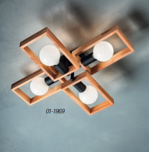 Smarter 01-1969 TIMBER Mennyezeti lámpa