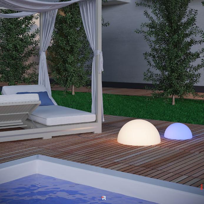 Redo BLOB 90170 LED Kültéri dekorációs lámpa