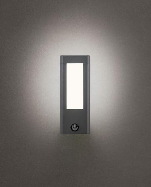 Redo DOLMEN 90124 LED Kültéri fali lámpa