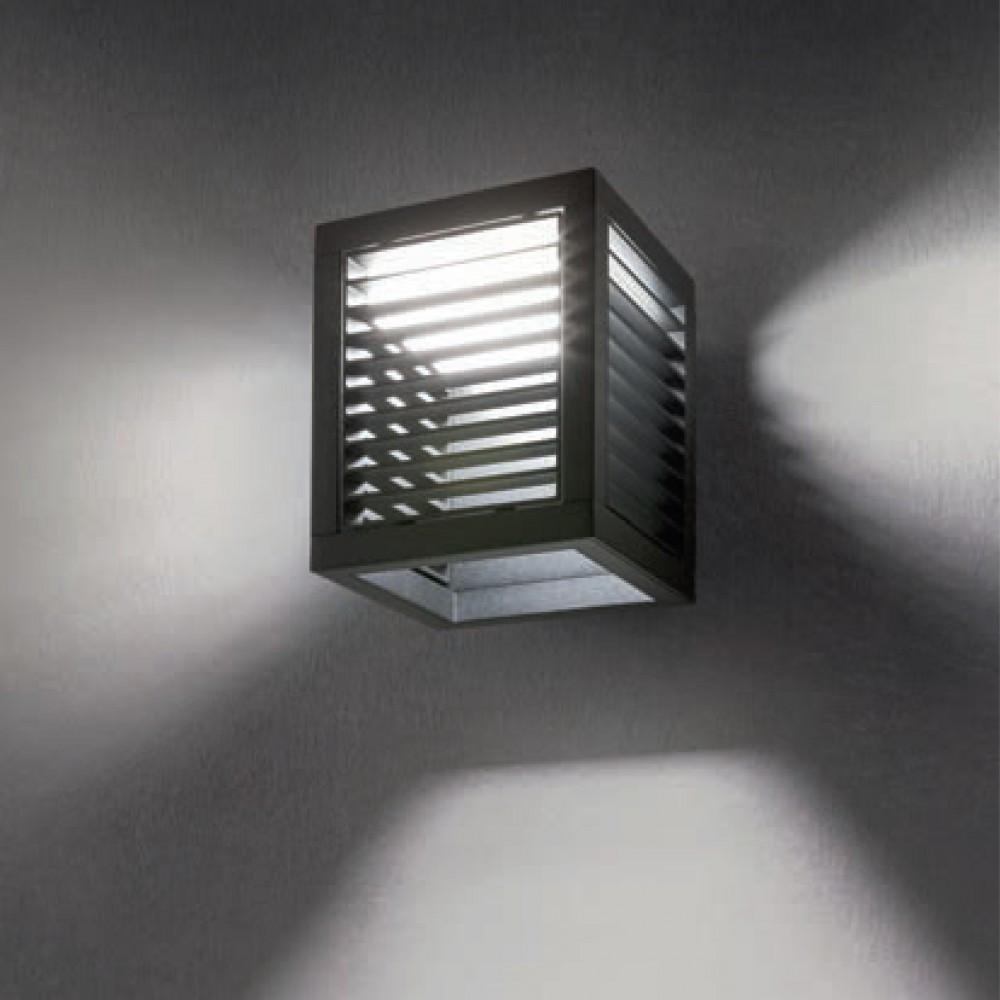 Redo 9566 Xiera LED Kültéri fali lámpa