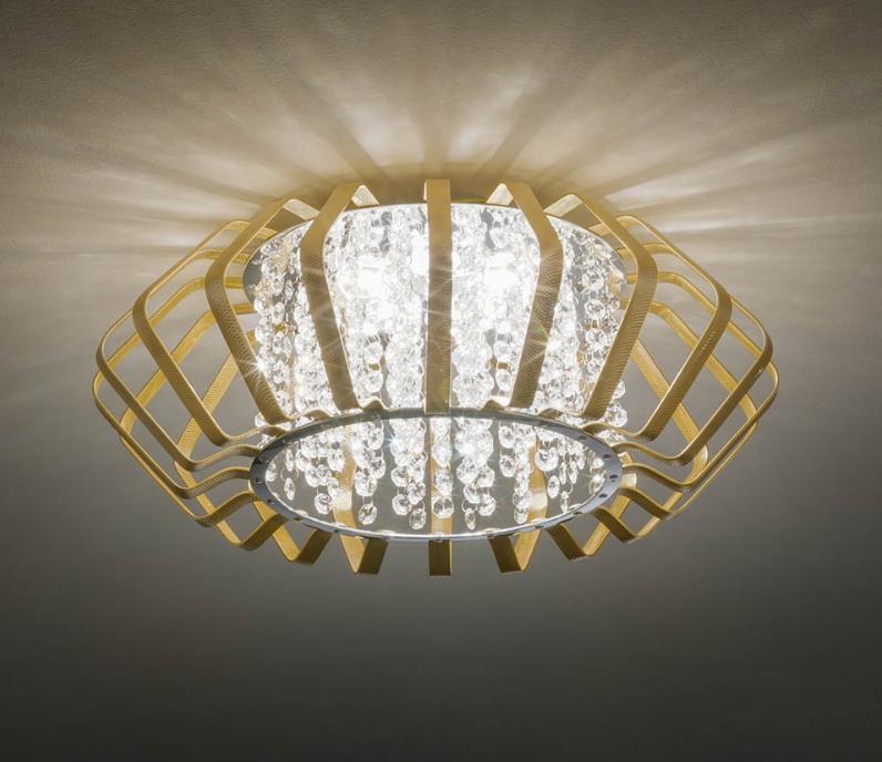 Incanti IRN C5 11 RENEE Mennyezeti kristály lámpa