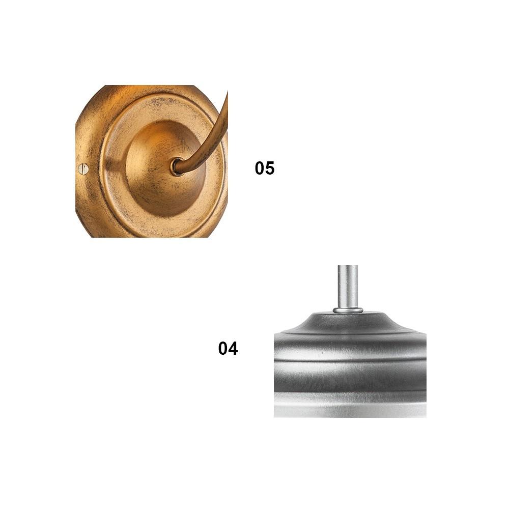 Incanti IDE W1 05 02 DESIDERIO Fali lámpa