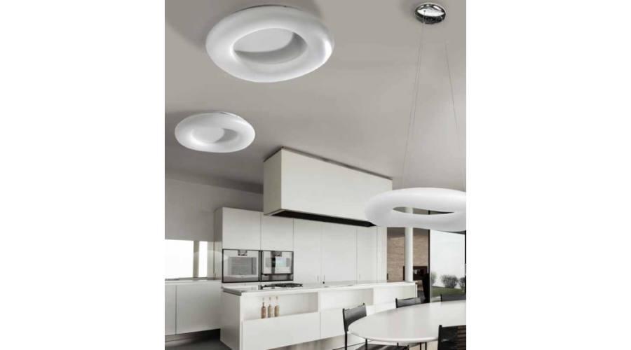AZzardo AZ-2668 Donut LED mennyezeti lámpa