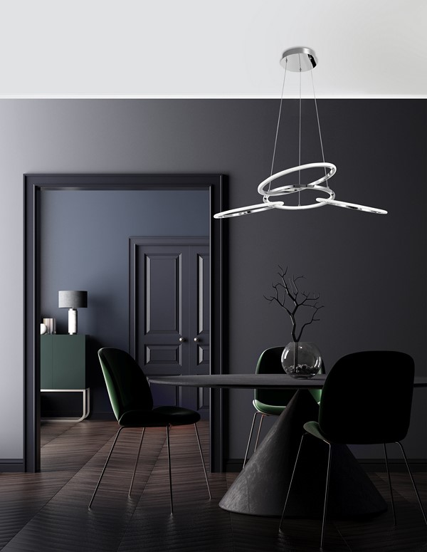 Nova Luce NL-9008011 Dante LED lámpa függeszték