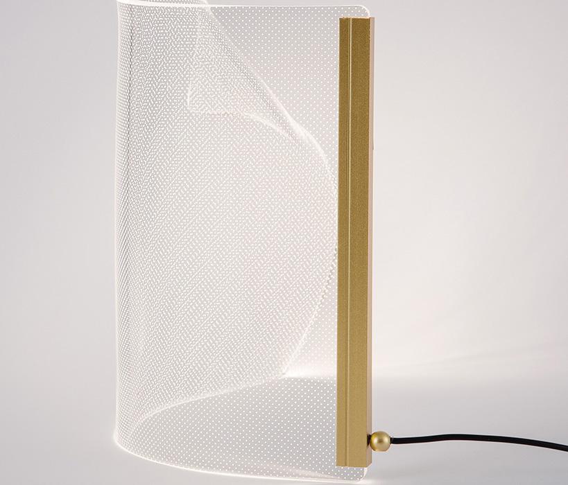 Nova Luce NL-9054401 Siderno LED asztali lámpa
