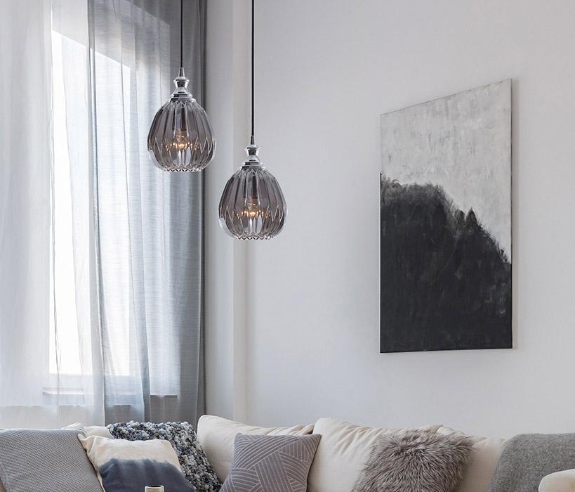 Nova Luce NL-9066101 Zarley függesztett lámpa