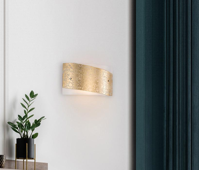 Nova Luce NL-9123521 Benito fali lámpa