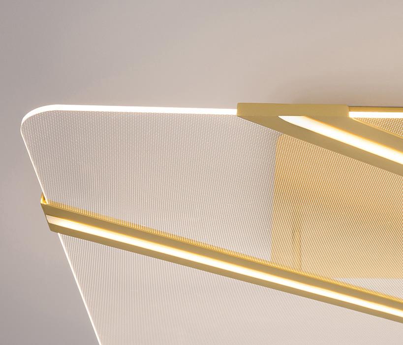 Nova Luce NL-9545296 Jertuna LED mennyezeti lámpa