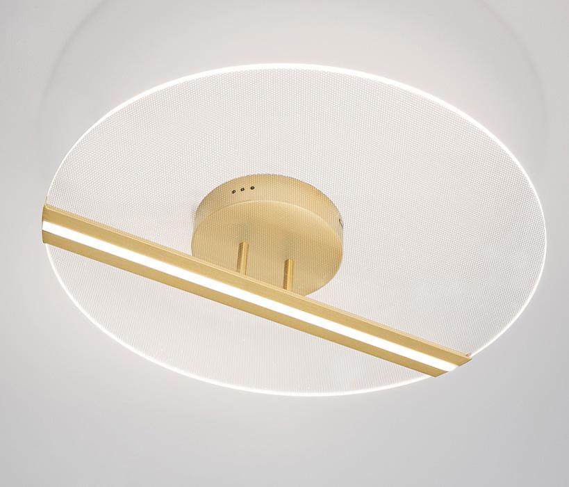 Nova Luce NL-9545330 Jertuna LED mennyezeti lámpa