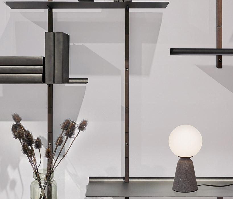 Nova Luce NL-9577010 Zero asztali lámpa