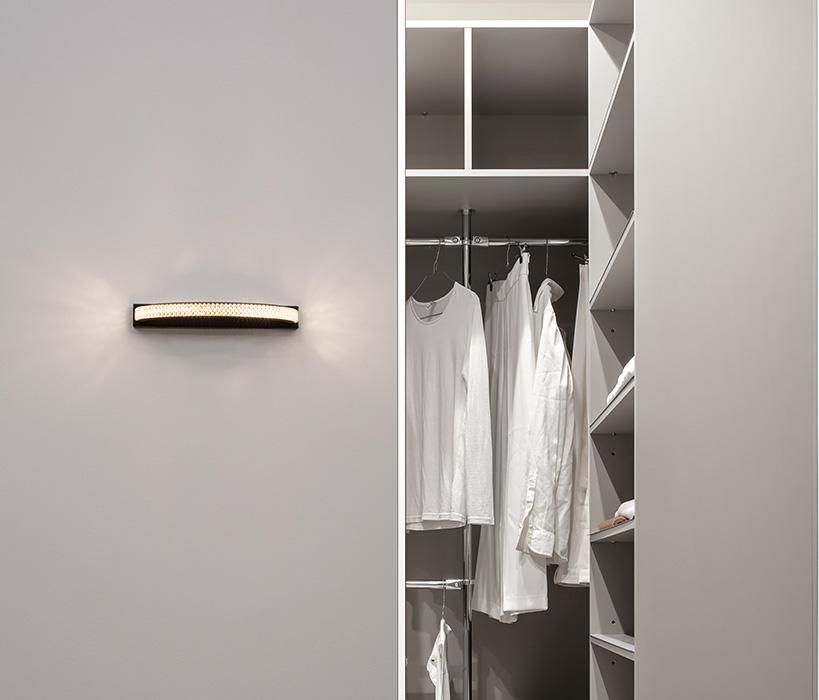 Nova Luce NL-9818513 Grania LED fali lámpa