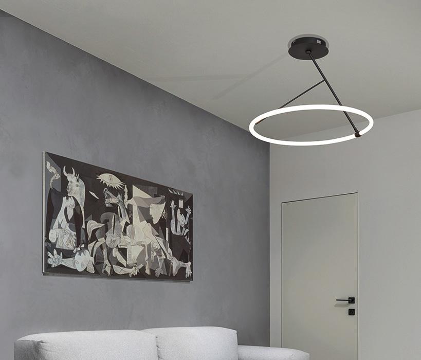 Nova Luce NL-9892161 Janus LED függesztett lámpa
