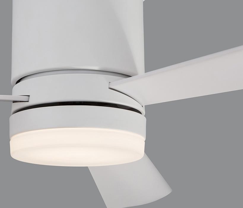 Nova Luce NL-9953015 Silky LED ventilátoros mennyezeti lámpa