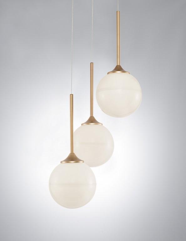 Nova Luce NL-9960613 Cantona függesztett lámpa