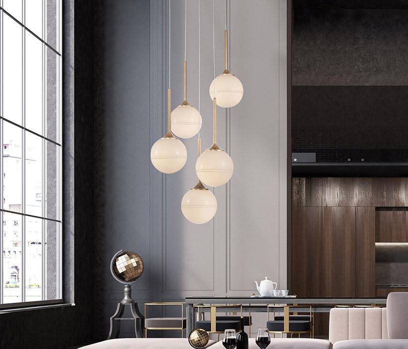 Nova Luce NL-9960614 Cantona függesztett lámpa
