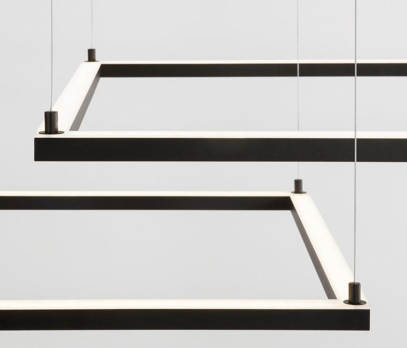 Nova Luce NL-9990732 Eterna LED függesztett lámpa