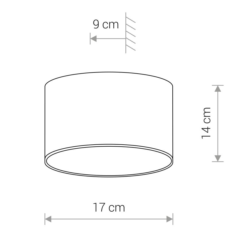 Nowodvorski TL-8181 Ellipses LED víz védett fali lámpa