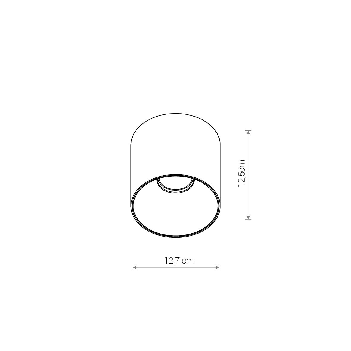 Nowodvorski TL-8222 Point Tone spotlámpa