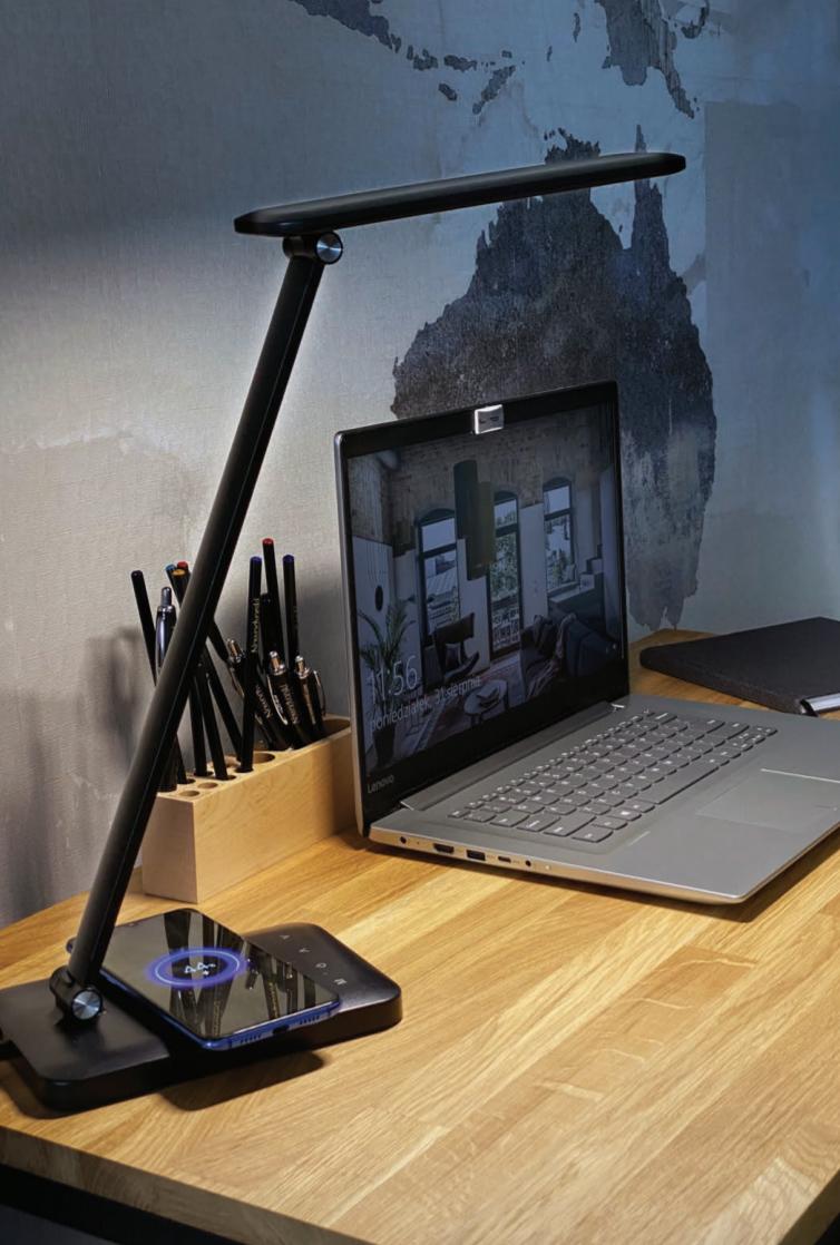 Nowodvorski TL-8404 Style LED íróasztali lámpa