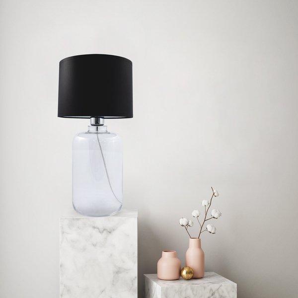 Zuma ZU-5501BK Samasun asztali lámpa