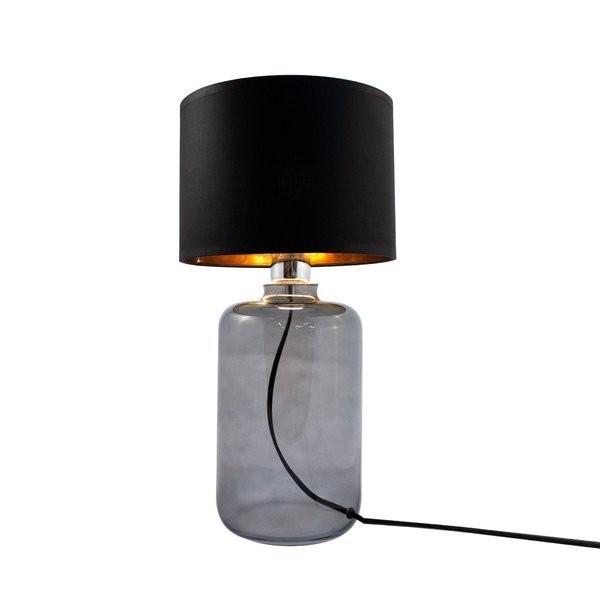 Zuma ZU-5505BKGO Samasun asztali lámpa