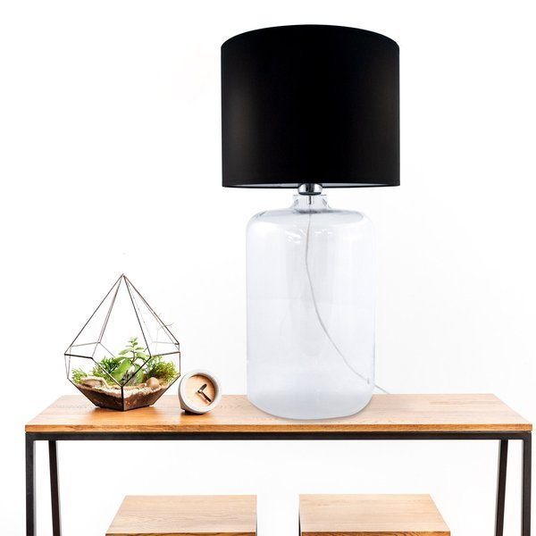 Zuma ZU-5507BK Amarsa asztali lámpa