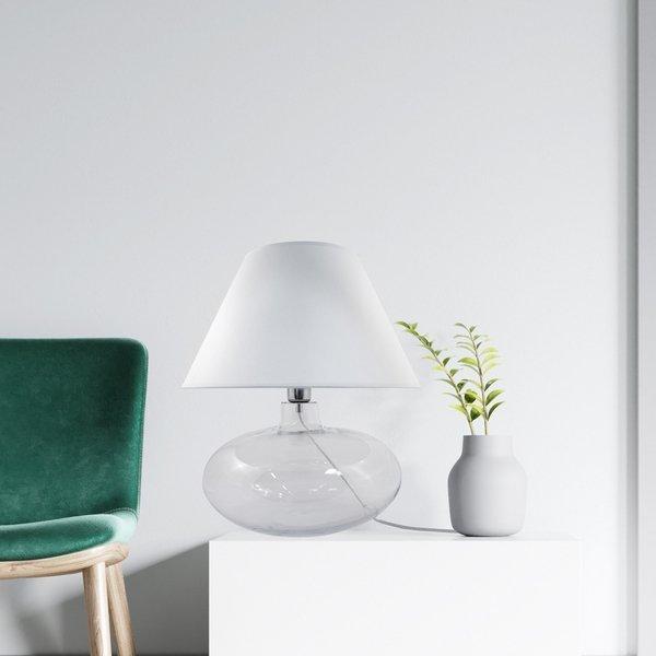 Zuma ZU-5512WH Mersin asztali lámpa
