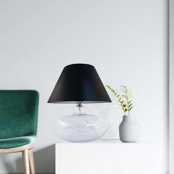 Zuma ZU-5513BK Mersin asztali lámpa
