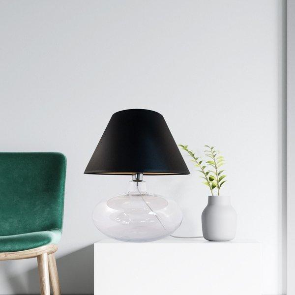 Zuma ZU-5514BKGO Mersin asztali lámpa