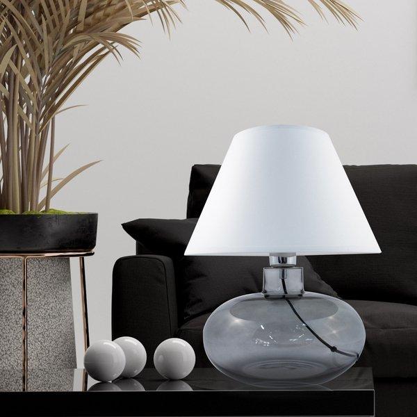 Zuma ZU-5515WH Mersin asztali lámpa