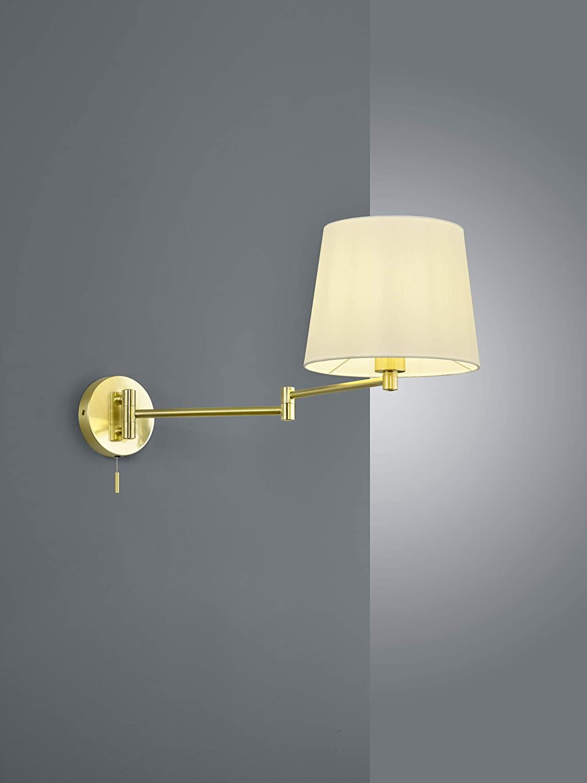 Trio 209100108 Lyon fali lámpa