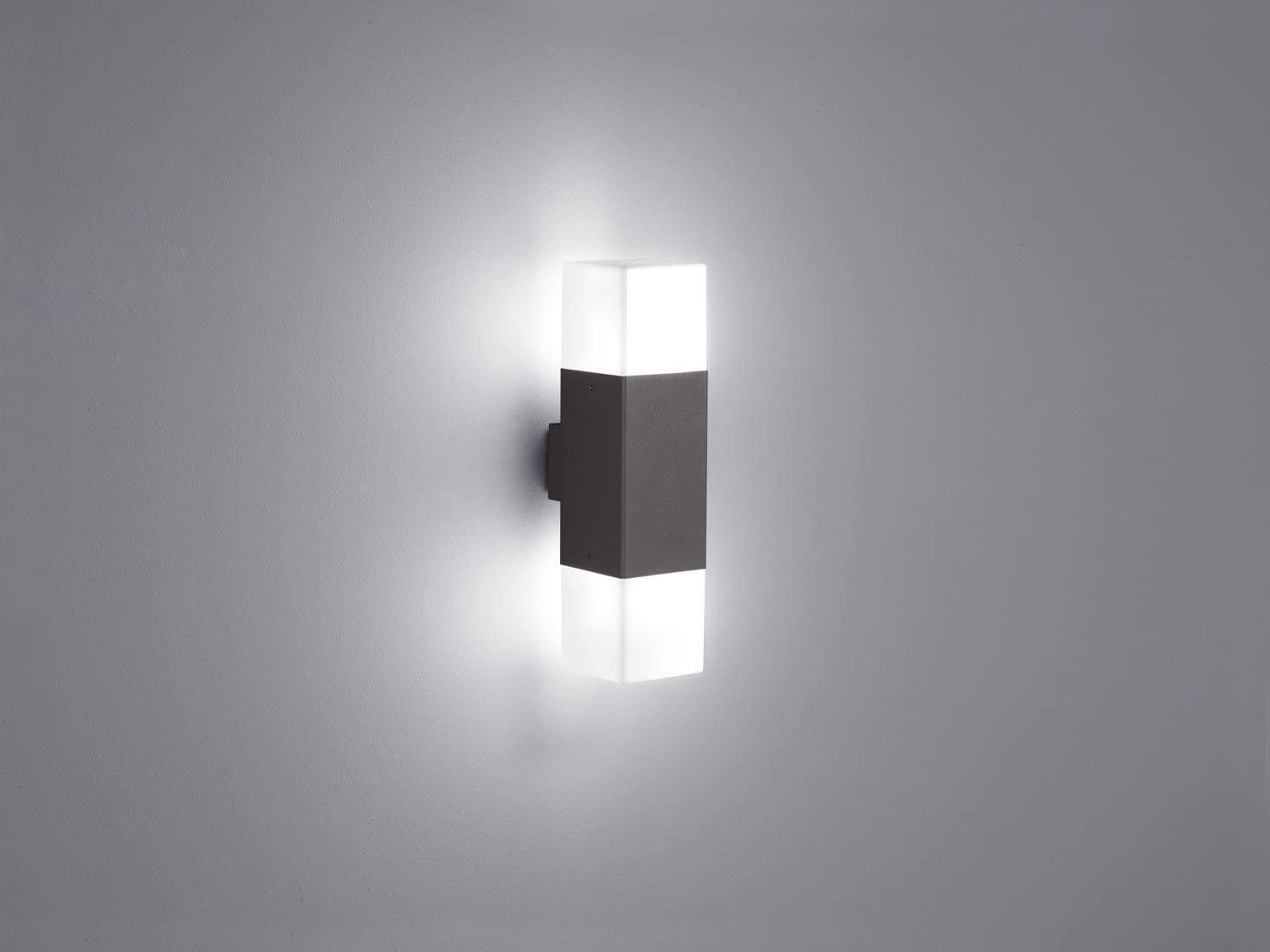 Trio 220060242 Hudson kültéri fali lámpa