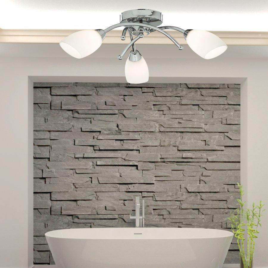 Searchlight Bathroom 4483-3CC-LED fürdőszobai mennyezeti lámpa