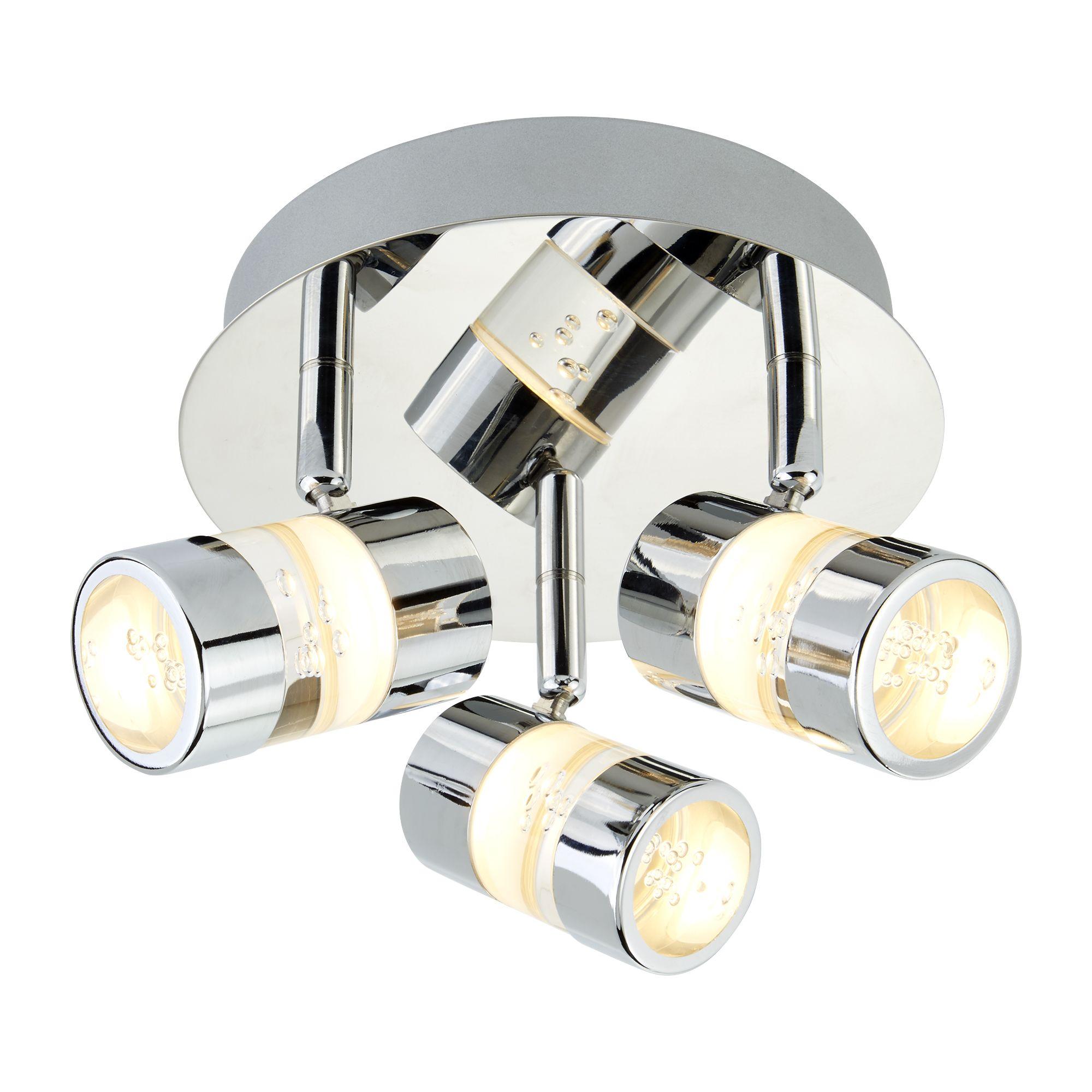 Searchlight Bubbles 4413CC fürdőszobai mennyezeti lámpa