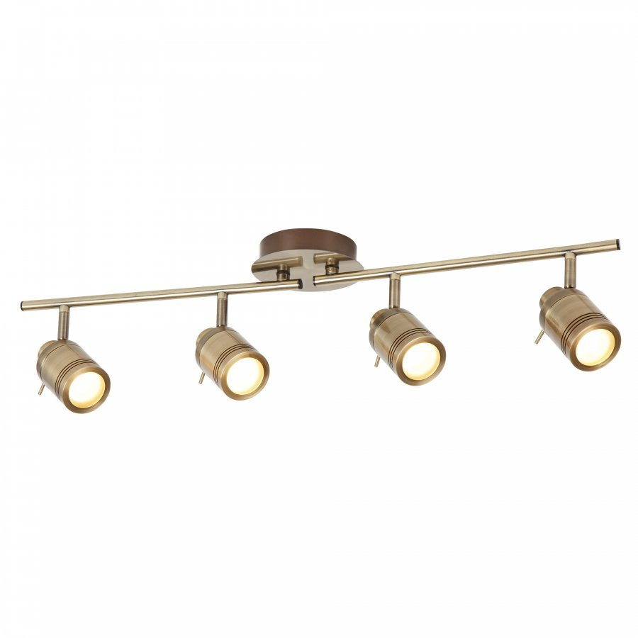 Searchlight Samson 6604AB fürdőszobai mennyezeti spot lámpa