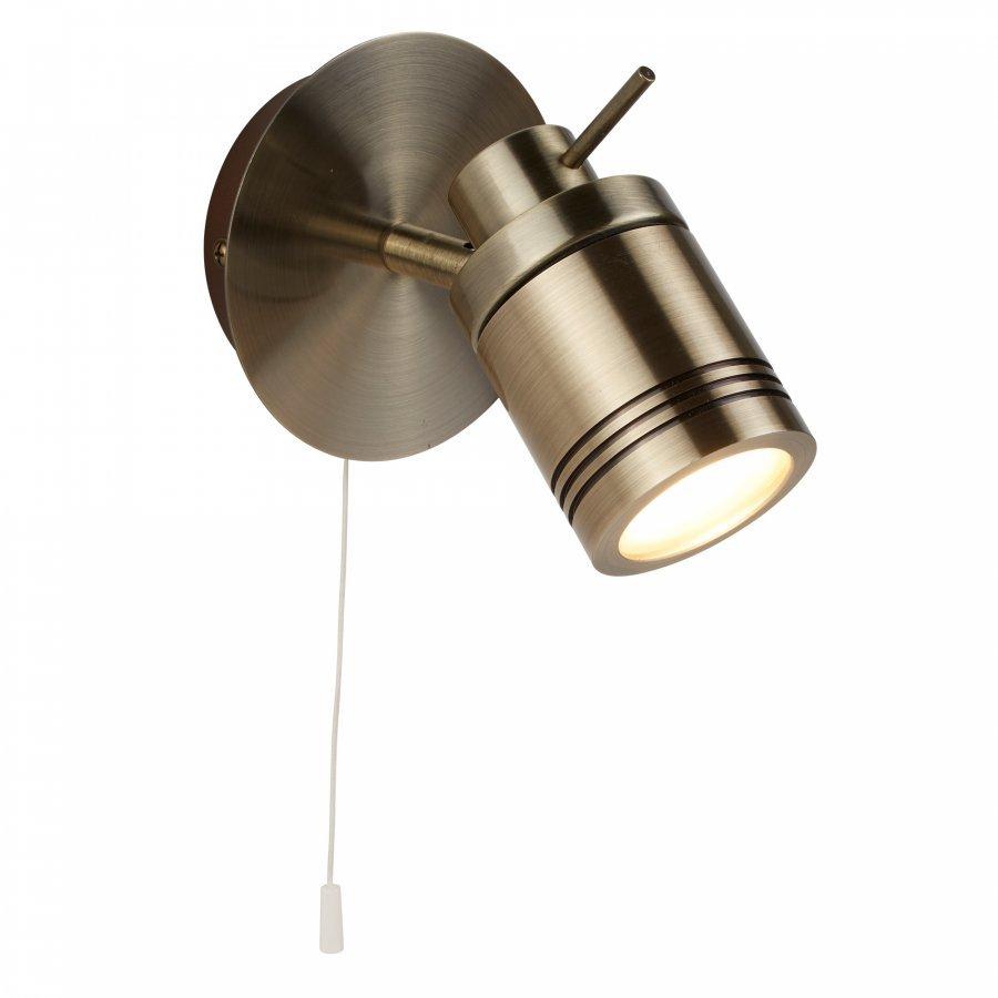 Searchlight Samson 6601AB fürdőszobai fali lámpa