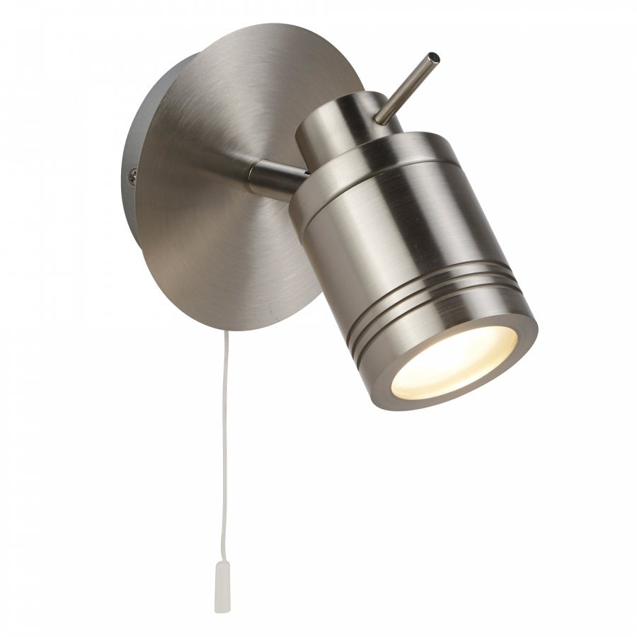 Searchlight Samson 6601SS fürdőszobai fali lámpa